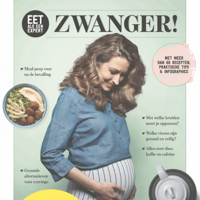 Eet als een expert - Zwanger - Cover_2D